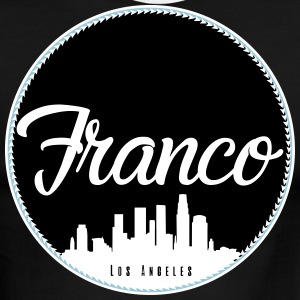 Franco Los Angeles - Men's Ringer T-Shirt