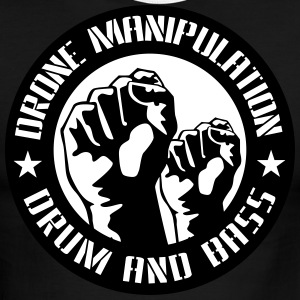 Drone Manipulation FISTS UP - Men's Ringer T-Shirt