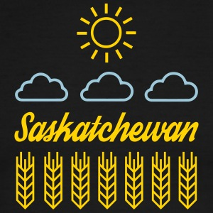 Saskatchewan! - Men's Ringer T-Shirt