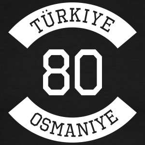 turkiye 80 - Men's Ringer T-Shirt
