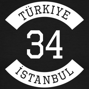 turkiye 34 - Men's Ringer T-Shirt