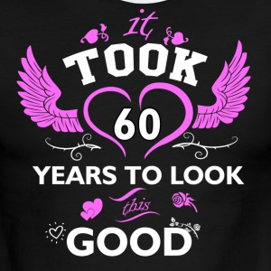 60 years and increasing in value - Men's Ringer T-Shirt
