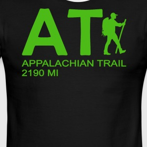 Appalachian Trail AT Hiker - Men's Ringer T-Shirt