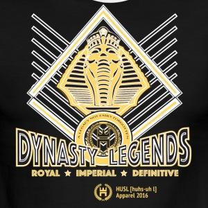 HUSL Dynasty Legends - Men's Ringer T-Shirt