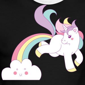 Funny Unicorn T-Shirts | Unicorn t shirt - Men's Ringer T-Shirt