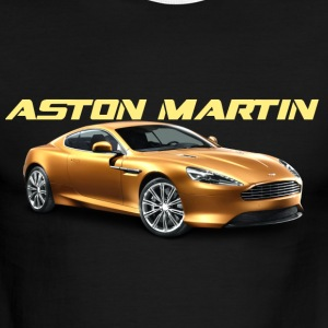Aston Martin Gold - Men's Ringer T-Shirt