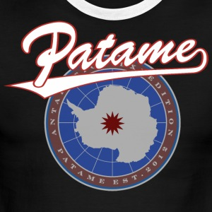 Antarctica Expedition by Patame - Men's Ringer T-Shirt