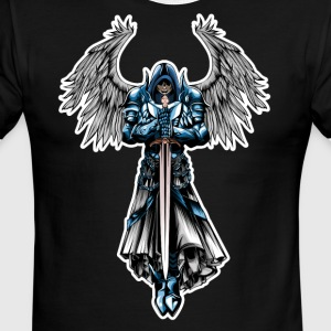 Archangel - Men's Ringer T-Shirt