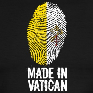Made In Vatican / Pope / Catholicism / Christ - Men's Ringer T-Shirt