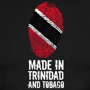 Made In Trinidad and Tobago - Men's Ringer T-Shirt