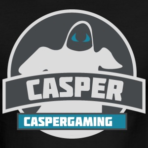 Caspergaming Logo - Men's Ringer T-Shirt