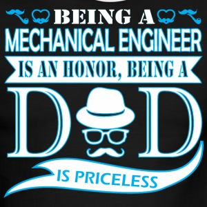 Being Mechanical Engineer Honor Being Dad Priceles - Men's Ringer T-Shirt