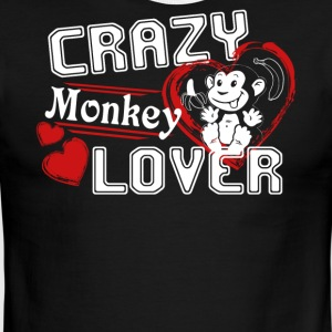 Monkey Lover Shirts - Men's Ringer T-Shirt