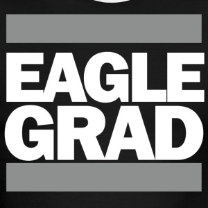 EAGLE_GRAD3 - Men's Ringer T-Shirt