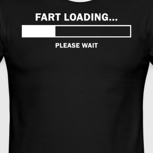 Fart Loading - Men's Ringer T-Shirt