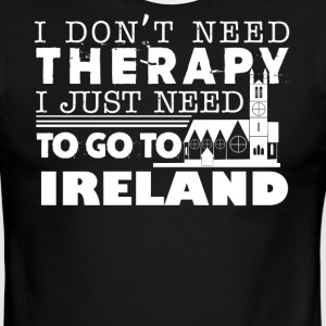 Ireland Therapy Shirt - Men's Ringer T-Shirt