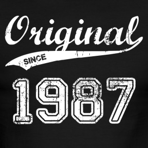 1987 - Men's Ringer T-Shirt