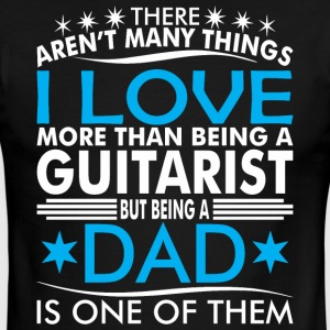 There Arent Many Things Love Being Guitarist Dad - Men's Ringer T-Shirt