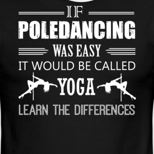 Pole Dance Shirt - Men's Ringer T-Shirt