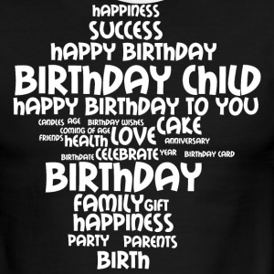 birthday child - Men's Ringer T-Shirt
