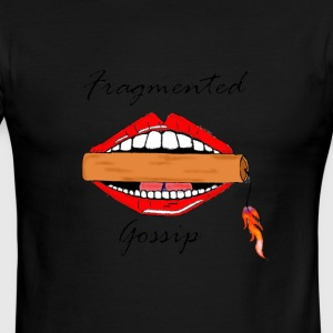 Fragment Gossip - Men's Ringer T-Shirt