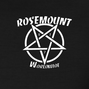 Rosemount Worldwide Pentagram - Men's Ringer T-Shirt