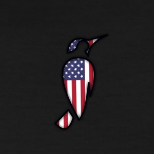 Sparrow USA Colorway - Men's Ringer T-Shirt