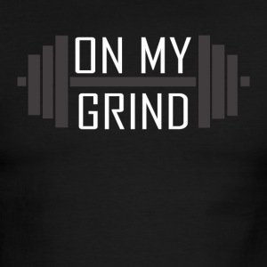 On My Grind - Men's Ringer T-Shirt