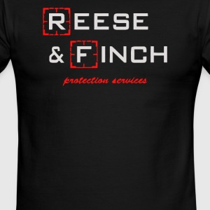 Reese and Finch - Men's Ringer T-Shirt