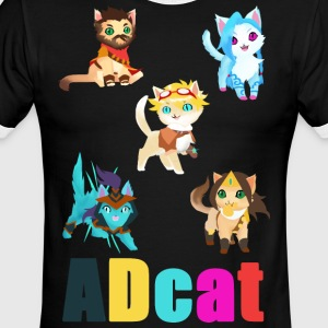 ADCAT - Men's Ringer T-Shirt
