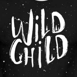 wild child - Men's Ringer T-Shirt