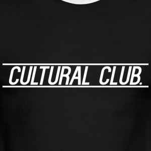 Cultural Club - Men's Ringer T-Shirt