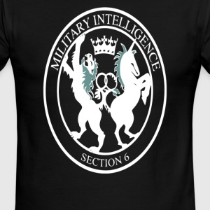 military intelligence section - Men's Ringer T-Shirt