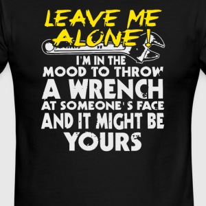 Leave me alone For Mechanic - Men's Ringer T-Shirt