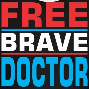 Free Brave Doctor - Men's Ringer T-Shirt