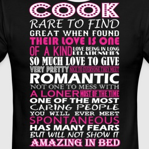 Cook Rare To Find Romantic Amazing To Bed - Men's Ringer T-Shirt