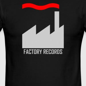 factory records logo - Men's Ringer T-Shirt