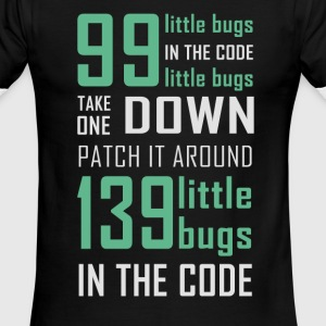 Little bugs - Men's Ringer T-Shirt