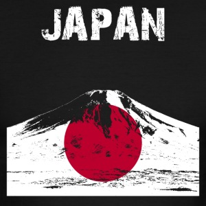 Nation-Design Japan Fuji - Men's Ringer T-Shirt