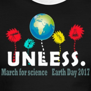 Unless Science march Earth day 2017 - Men's Ringer T-Shirt