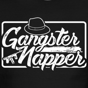 Baby shower - Gangster Napper Tee for Babys and - Men's Ringer T-Shirt