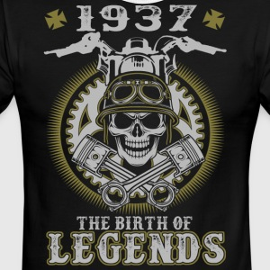 1937 The Birth Of Legends - Men's Ringer T-Shirt