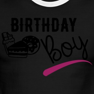 Birthday Boy T-Shirt - Men's Ringer T-Shirt