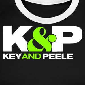 Key and Peele - Men's Ringer T-Shirt