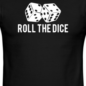 Roll the Dice - Men's Ringer T-Shirt