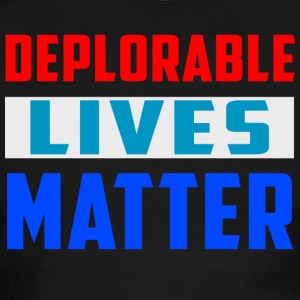 deplorables_lives - Men's Ringer T-Shirt