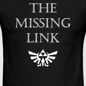 The missing link - Men's Ringer T-Shirt