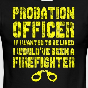 I Would've Been A Firefighter T Shirt - Men's Ringer T-Shirt