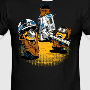 Despicable Jawas Troops - Men's Ringer T-Shirt
