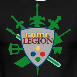 Game Legion - Men's Ringer T-Shirt